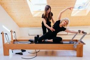 Pilates Per Anziani
